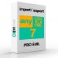 anyCSV/XLS/YML PRO 7 импорт CSV, XLS, YML и файлов эксель в OpenCart 2, 3