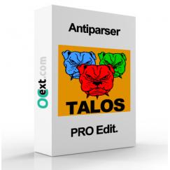 Антипарсер ТАЛОС PRO защита от парсинга сайта, магазина